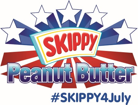 #Skippy4July logo
