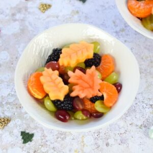 Autumn themed food for kids