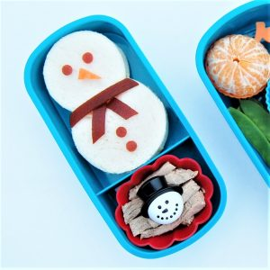 Christmas Themed Packed Lunch Ideas for Kids