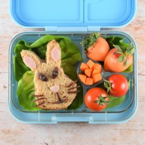 Fun Easter themed lunch ideas for kids