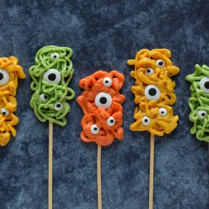 Fun Halloween themed treat recipes for kids