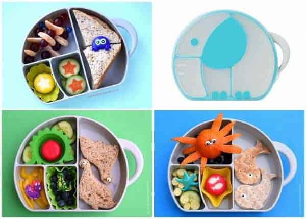 Boon Trunk Snack Box Review with 5 fun and healthy lunch ideas for kids from Eats Amazing UK
