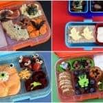 A Week of Easy Halloween Lunch Ideas