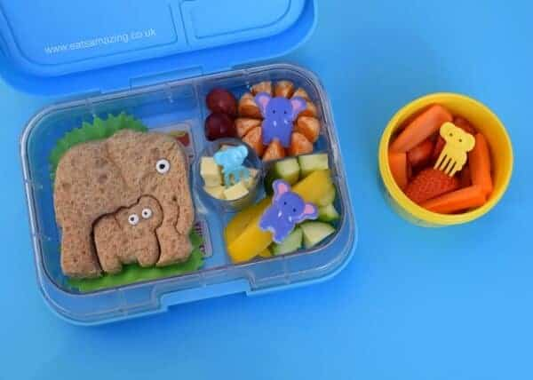 Lunch Punch Elephant Bento Lunch