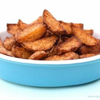 Really Easy Potato Wedges Recipe