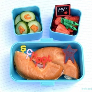 First day of School Bento Lunch