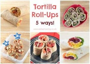 5 Easy Tortilla Roll-Up Recipes