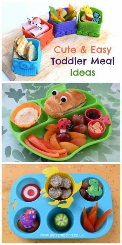 4 fun easy toddler lunch ideas eats amazing for Cool food ideas for kids