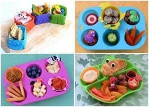 4 Fun & Easy Toddler Lunch Ideas