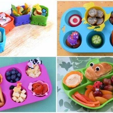 Four fun and easy healthy toddler meal ideas from Eats Amazing UK