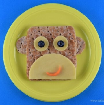 Fun Monkey Sandwich with Hovis® Good Inside®