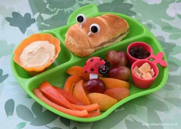4 Fun Easy Toddler Lunch Ideas