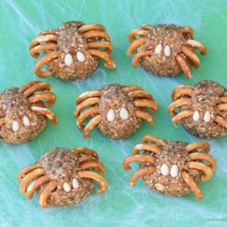 Spooky Spider Energy Balls Recipe