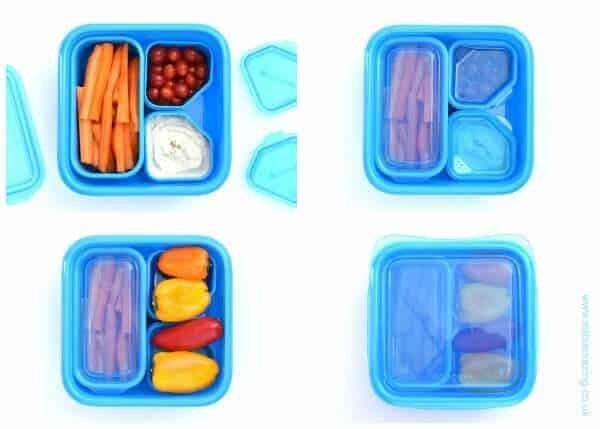 Goodbyn Portions On the Go Lunch Box Set review from Eats Amazing - now available in the Eats Amazing UK Bento Shop