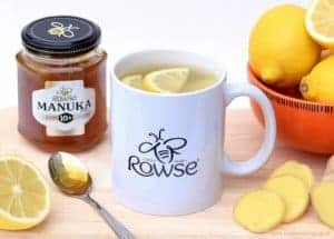 Honey, Lemon & Ginger Tea Recipe