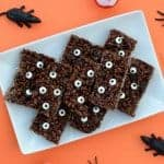 Monster Rice Crispy Treats Recipe