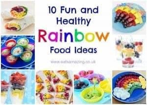 Top 10 Healthy Rainbow Food Ideas