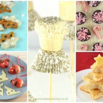 Nutcracker themed food ideas from Eats Amazing - great for a Christmas Nucracker party kids will love
