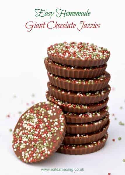 Easy Giant Chocolate Jazzies Recipe