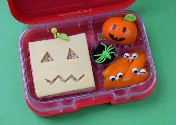 really easy pumpkin bento lunch eats amazing. Black Bedroom Furniture Sets. Home Design Ideas