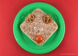 Festive Reindeer Sandwich with Hovis® Good Inside®