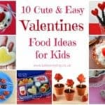 Top 10 Valentines Food Ideas for Kids