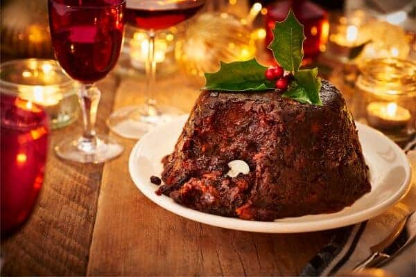 The Royal Mint Special Christmas Pudding recipe for Stir Up Sunday