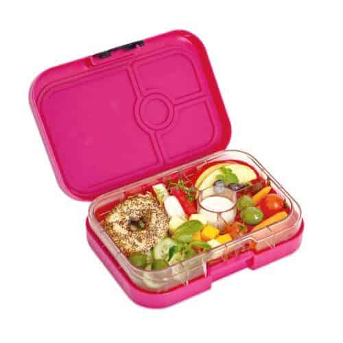 yumbox panino parisian pink stars eats amazing. Black Bedroom Furniture Sets. Home Design Ideas