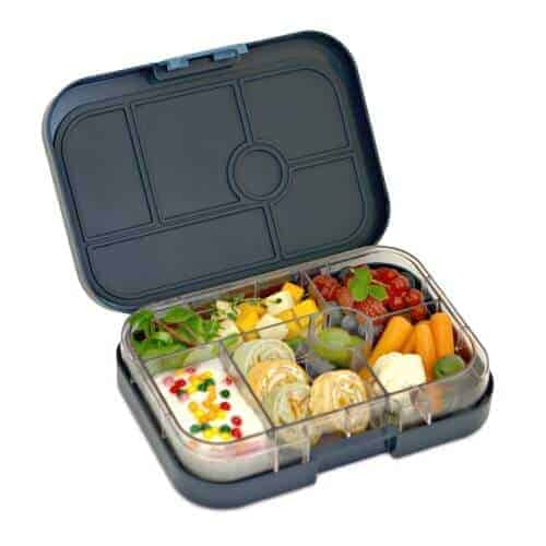 yumbox classic v2 espace blue eats amazing. Black Bedroom Furniture Sets. Home Design Ideas